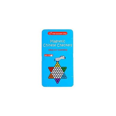 The Purple Cow Magnetic Ideal For Travelling 1 - Assorted