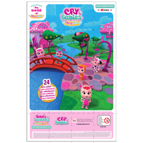 Cry Babies Key Ring - Assorted