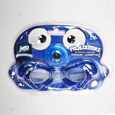 Aqua Leisure Pool Critterz Goggles - Assorted