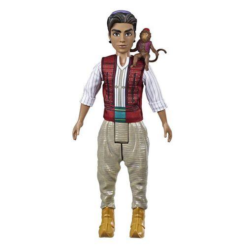 Disney Aladdin Basic Feature Doll - Assorted