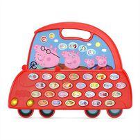 Peppa Pig Learn N Go Alphabet Car