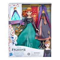 Disney Frozen 2 Transforming Queen - Assorted