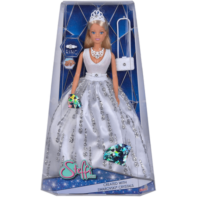 Steffi Love Crystal Deluxe With Swarovski Crystals
