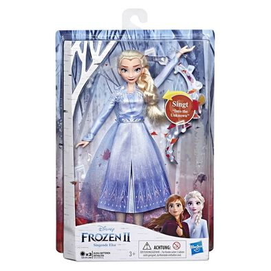 Disney Frozen 2 Singing Doll - Assorted