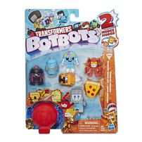 Transformers BotBots Toys Series 1 Jock Squad 8-Pack- Assorted