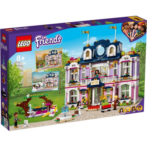 LEGO Friends Heartlake City Grand Hotel 41684