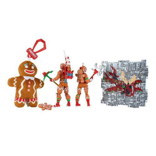 Fortnite Gingerbread Set