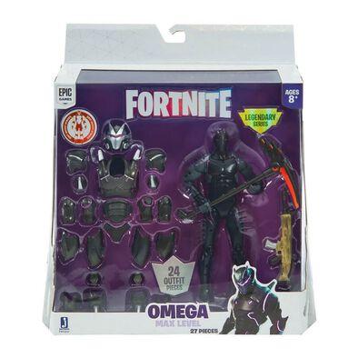 Fortnite Legendary Series Omega Max Level (Purple)