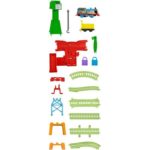 Thomas & Friends Track Master Hyper Glow Night Delivery