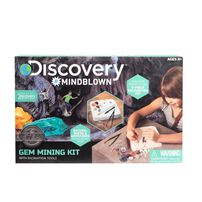 Discovery Mindblown Gem Mining Kit