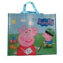 "Toys""R""Us Peppa Pig Reusable Tote Bag"