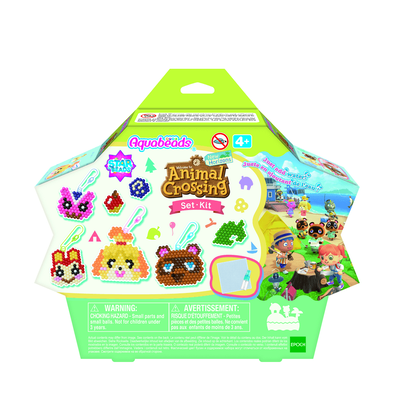 Aquabeads Animal Crossing New Horizons Character Set