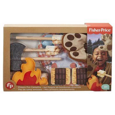 Fisher-Price S'More Fun Campfire Set