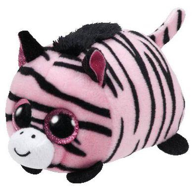 Ty Teeny Pennie The Pink Zebra
