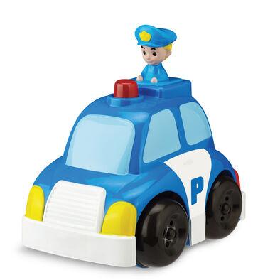 Robocar Poli Push And Go Police Car
