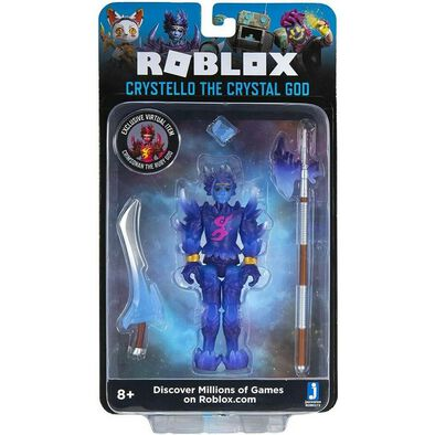 Roblox Crystello The Crystal God