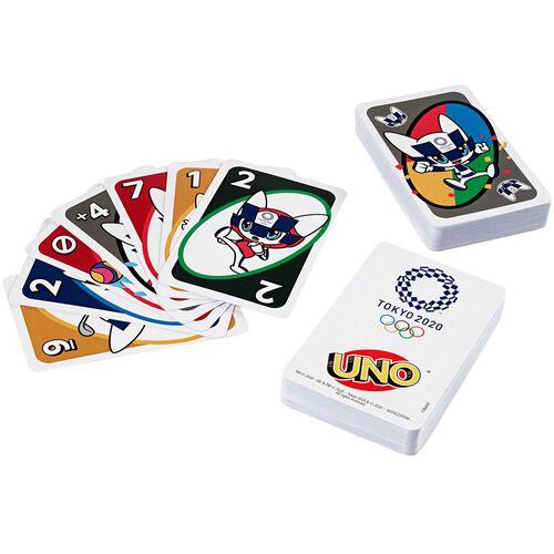 Uno Olympics Cards