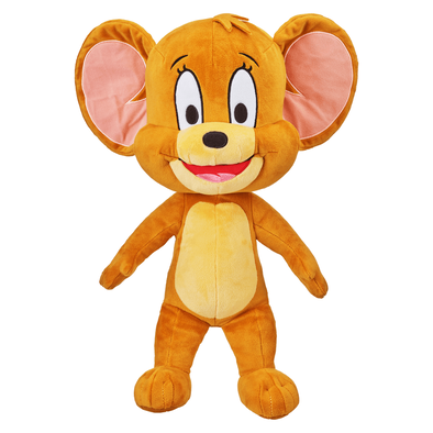 Tom & Jerry Jumbo Jerry Soft Toy