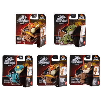 Jurassic World Snap Squad Attitudes - Assorted