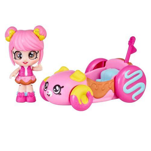 Kindi Kids Mini Donatina'S Scooter