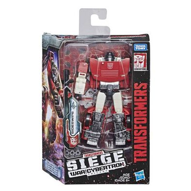 Transformers Generations War For Cybertron Deluxe - Assorted
