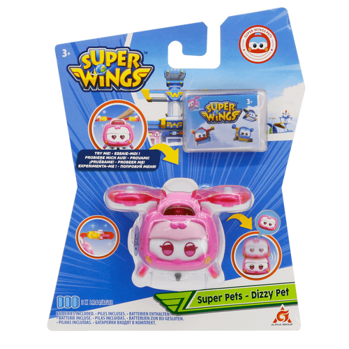 Super Wings Super Pet Dizzy