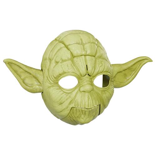 Star Wars Han Solo Yoda Electronic Mask