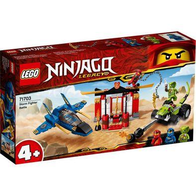 LEGO Ninjago Storm Fighter Battle 71703