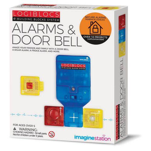 Logiblocs Alarm And Door Bell
