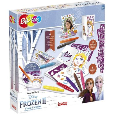 Disney Frozen 2 BLO Pens Activity Set