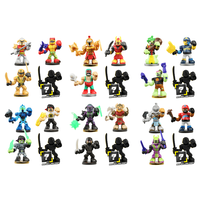 Akedo Series 1 Wave 1 Fighter Pack - Assorted