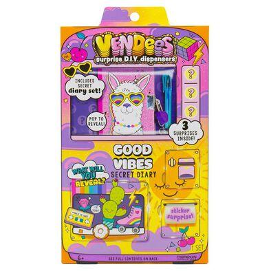 Vendees Good Vibes Secret Diary