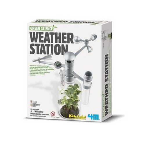 4M Green Science - Weather Station