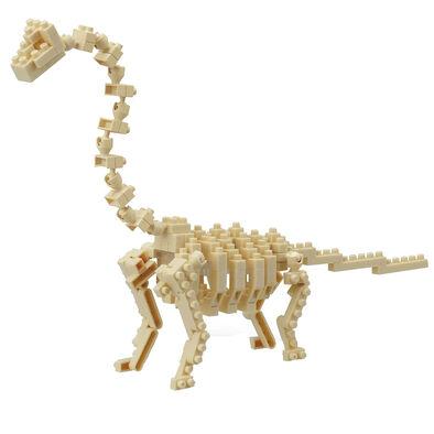Nanoblock Brachiosaurus Skeleton