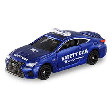 Tomica Lexus Rc F Safety Car