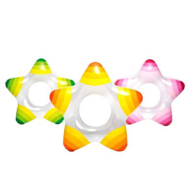 Intex Swim Ring Star - Assorted
