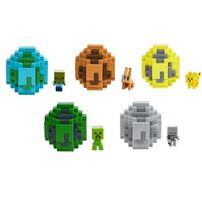 Minecraft Zombie Spawn Egg - Assorted