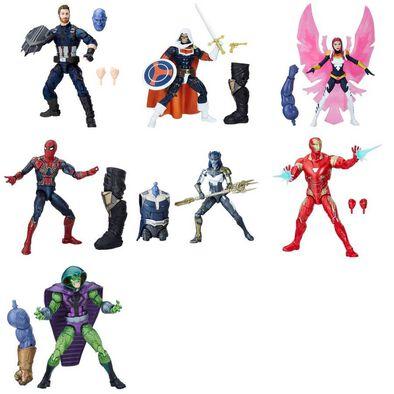Marvel Avengers Legends Series 6 Inch Figure (Build-a-Figure Thanos) - Assorted