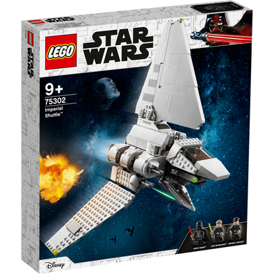 LEGO Star Wars Tm Imperial Shuttle 75302