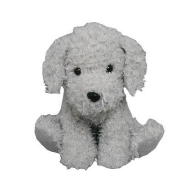 Animal Alley 9-Inch Sitting Poodle