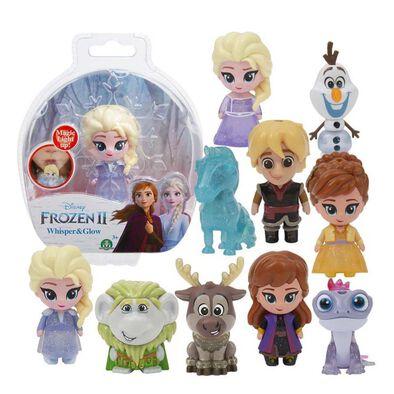 Disney Frozen 2 7cm Mini Doll Single Blister- Assorted
