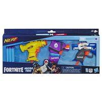 NERF Fortnite Micro Trio