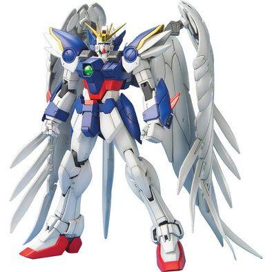Gundam Universe Mg 1/100 W Gundam Zero Custom 3800
