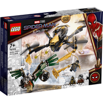 LEGO Marvel Super Heroes Spider-Man's Drone Duel 76195