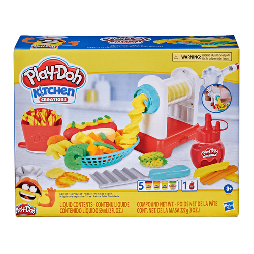 Play-Doh Kitchen Creations Spiral Fries
