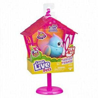 LITTLE LIVE PETS LIL BIRD S10 BIRD HOUSE