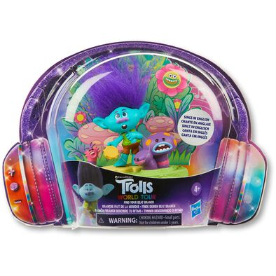 Trolls World Tour Find Your Beat Musical Doll Figure - Assorted