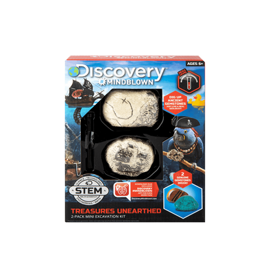 Discovery Mindblown Excavation Mini Treasure