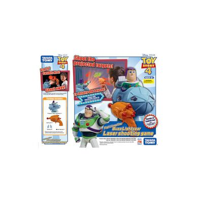 Toy Story Buzz Lightyear Laser Shooting Game