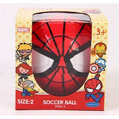 Marvel Spider-Man - No.2 PVC Soccer Ball
